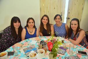06072018 Fernanda, Gloria, Paola, Fernanda y Estefy.