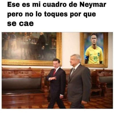 Internet se puso creativo con la eliminación de Brasil.