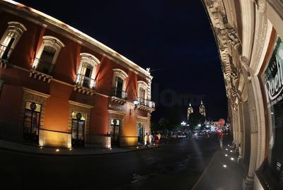 """En el Centro Historico están la mayoría de los inmuebles históricos catalogados en el norte de la República Mexicana por el INAH, formando además parte del """"Camino Real Tierra Adentro"""", declarado patrimonio mundial de la humanidad en el año 2010 por la Unesco."""