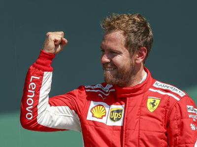 Sebastian Vettel apunta a llevarse el premio de este año.