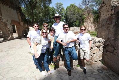 Reunión de la familia Howard en Durango