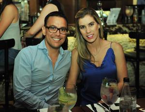 Pablo y Vanessa