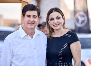 Gabriel Santibanez y Layla de Santibanez