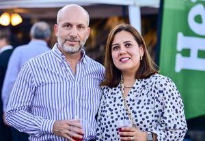 Jose Carlos Rojas y Laura Nelly Quintero de Rojas