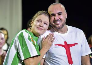 Mariana Bayon y Ricardo Seco