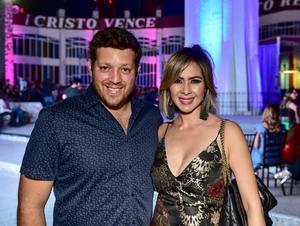 Pepe Ganem y Martha Rodriguez