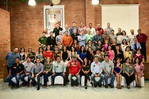 Ex alumnos de la Pereyra Generación 85  87