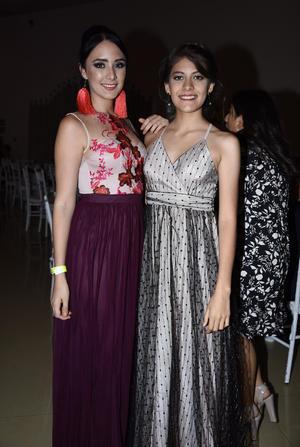 Gabriela Magana y Alejandra Aguilar