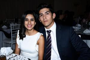Marcela Jaramillo y Eduardo Chavez