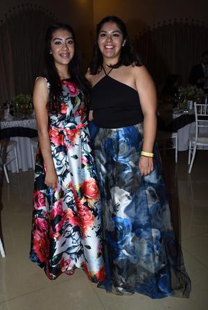 Melissa Gamez y Ana Garcia