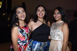 Melissa, Ana y Aixa