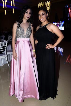 Renata Arratia y Blanca de Arratia