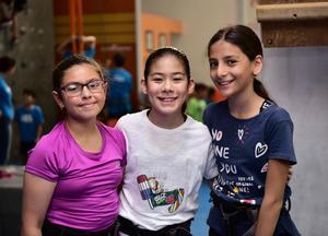 11072018 Salma Nicole, Andrea y Adriana.
