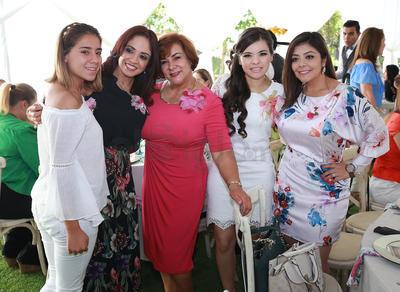 Despedida de soltera para Ana Bety Enríquez