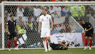 Los ingleses quedaron fuera de la disputa por el título del Mundial.