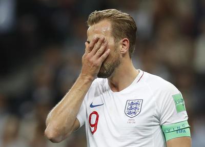 Harry Kane se despide como goleador del Mundial.