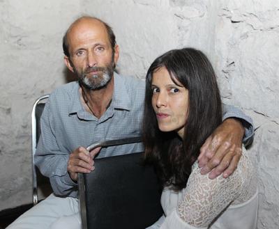Claudio y Alejandra.