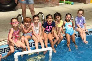 14072018 Paola, Marijose, Marisofi, Alexa, Ximena, Sara y Carolina.