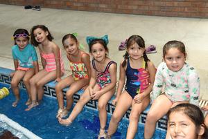 14072018 Valeria, Sofía, Mariana, Renata, Rafael y Jimena.