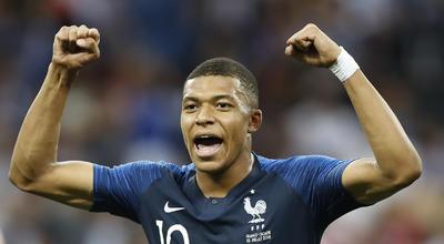 Mbappé se convirtió en uno de los jugadores más jóvenes en ganar el Mundial.