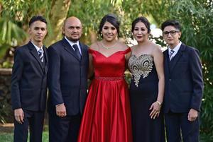 16072018 Bryan Alan, Alan, Mayra Paula, Claudia y Jorge Erick.