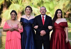 16072018 Alina, Abigaíl, Luis y Elisa.