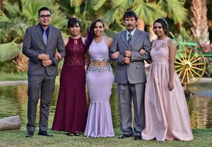 16072018 Armando, Verónica, Yazmín, Armando y Cynthia.