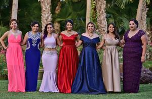 16072018 Paola, Alyn, Abigaíl, Jaqueline, Jazmín, Jessica y Cassandra.
