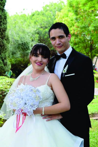 15072018 Martha Patricia Ortiz Arrañaga y Alfredo Murillo Chávez contrajeron matrimonio la tarde del 22 de julio. Se realizó una fiesta para celebrar la unión de la pareja en Hacienda El Consuelo..