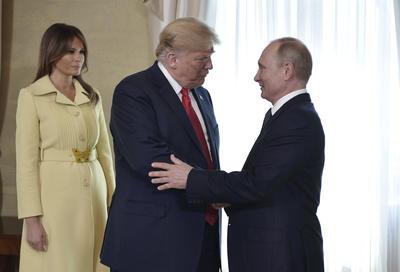"""Trump calificó la cumbre como """"un buen comienzo para todos""""."""