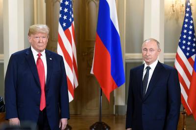 Mantuvieron una reunión a solas durante más de dos horas.