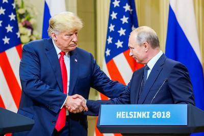 Trump y Putin celebraron su primera cumbre formal.
