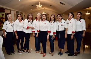 18072018 Damas Voluntarias de la Cruz Roja de Ciudad Lerdo, Durango.