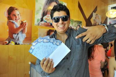 La preventa de boletos para ver a Luis Miguel el 13 de octubre en la Feria de Torreón comenzó el día de hoy a las 11:00 horas.