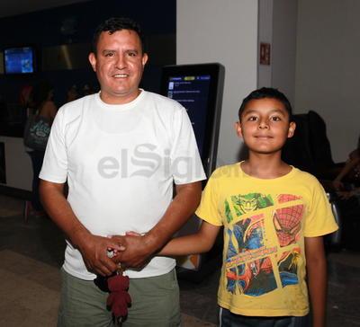 Eduardo y Omar García.