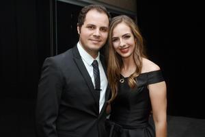 Luis Jorge y Pamela