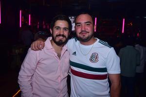 Diego y Rudy