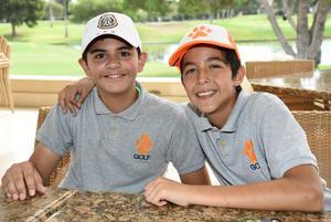 Luis Antonio y Andres