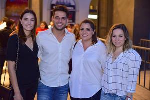 24072018 Bárbara, Rodrigo, Lucía y Brenda.