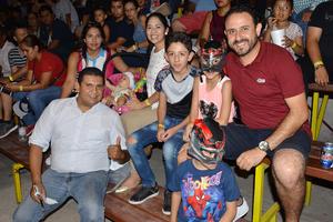 24072018 Familias Acevedo Romero y Ontiveros Flores.