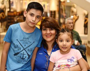 24072018 Alexis, Alicia y Frida Sofía.