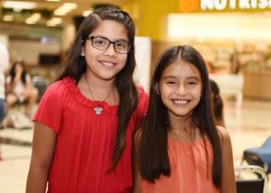 24072018 Mariana y Alexa.