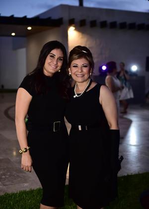 Liz y Laura