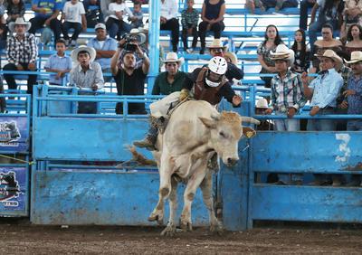 La segunda plaza fue para José Luis Hernández, quien viajó desde la Bella Airosa, Pachuca, Hidalgo.