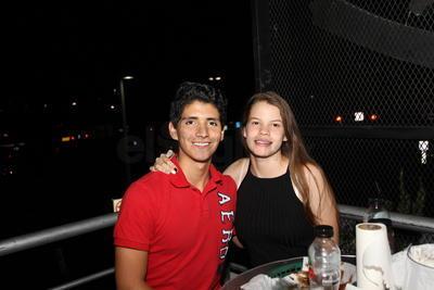Fernando y Sofía.