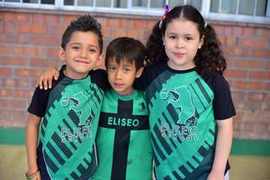 26072018 Cristian, Andrés y Ximena.