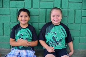 26072018 Camila, José Fernando y Ana Sofía.