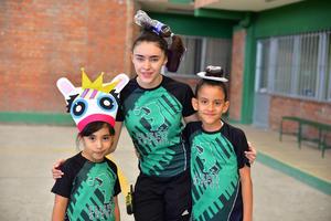 26072018 Verónica, Luciana y Ángel.