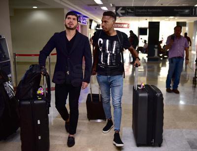 El sudamericano agregó que será todo un reto jugar en Santos Laguna.
