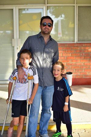 27072018 CURSO.  Carlos, Sebastián y Santiago.